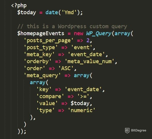 learn php example