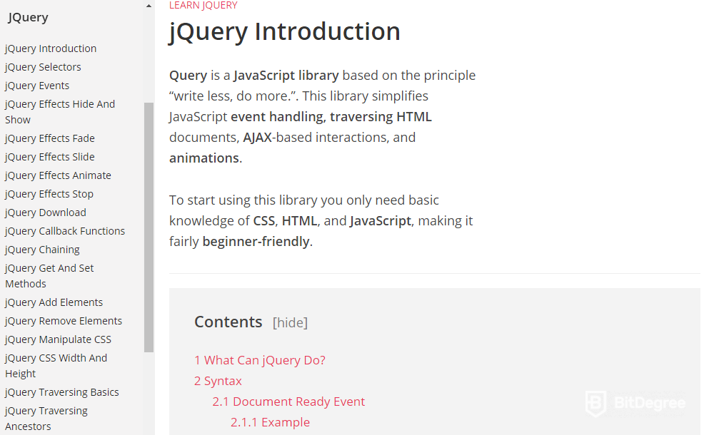 How To Learn jQuery From Scratch: Ultimate List Of Tips & Tricks
