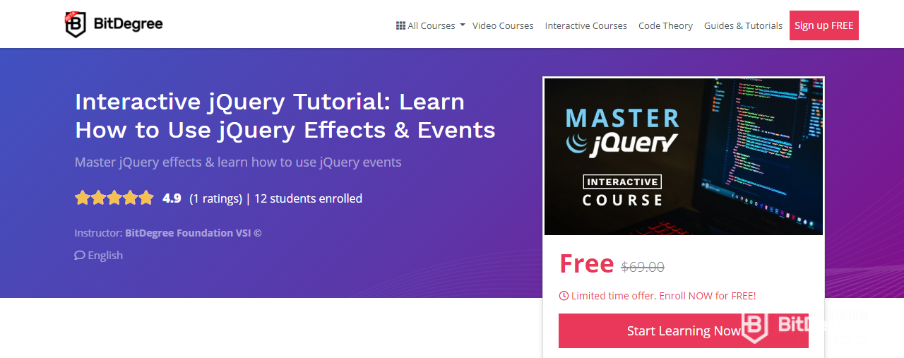 learn jquery - interactive jquery tutorial