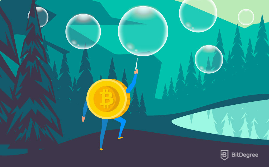 Is Bitcoin a bubble: the great Bitcoin bubble burst