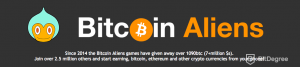 Bitcoin Aliens - highest paying bitcoin faucet