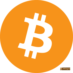 Is bitcoin a bubble - Bitcoin logo