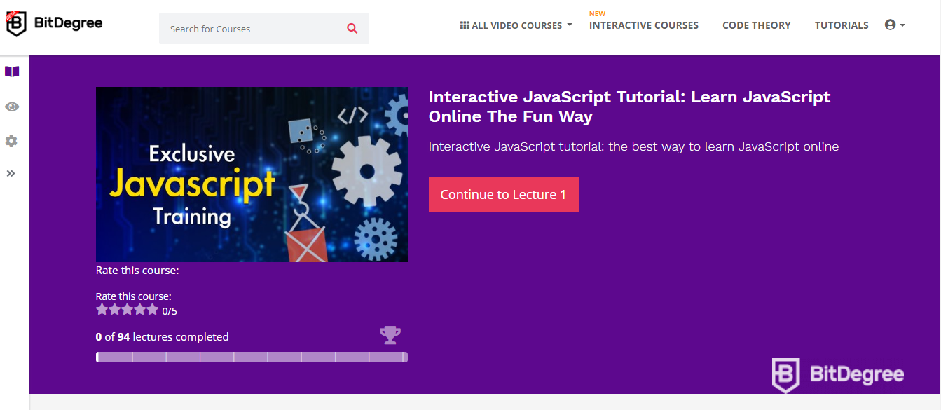 JavaScript Exercises Online: Top 10 Places to Learn JavaScript Free