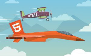 The Difference Between HTML and HTML5 14 Years of Progress