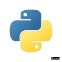 python interview questions: python logo