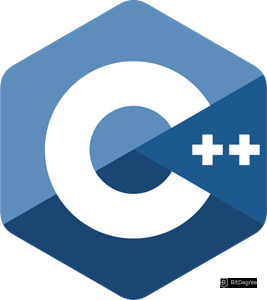 C vs C plus plus logo