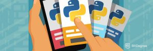 Swiping for the best place to learn python