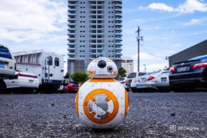 What is machine learning - BB-8 droid