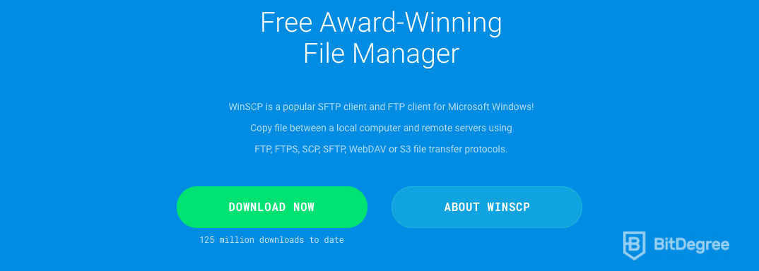 Best FTP Client: WinSCP