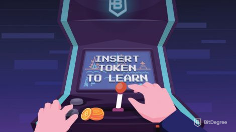 how to use bitdegree tokens